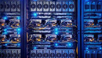 Размещение сервера в серверной стойке