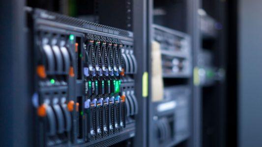 Размещение сервера 1 unit